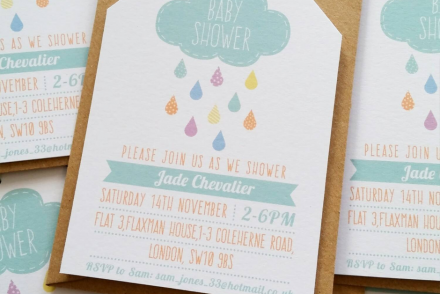 6 High Quality Baby Shower Invitations Feature