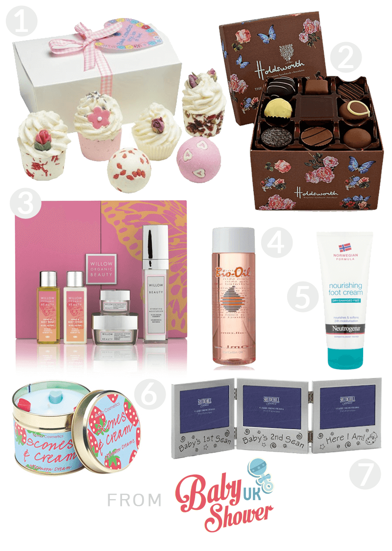 Mum To Be Baby Shower Gift Guide