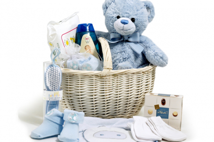 Baby Shower Hampers Feature